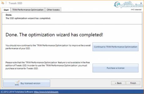 Tweak-SSD Screenshot5