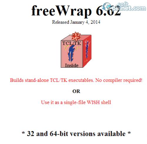 freeWrap 6.62