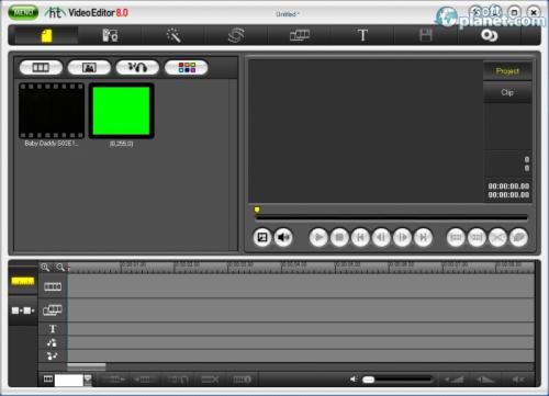 honestech Video Editor 8.0.13
