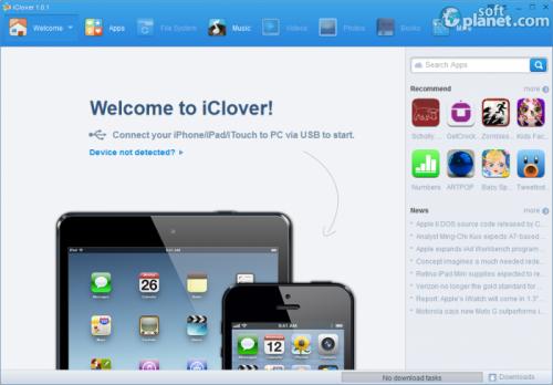 iClover 1.0.1
