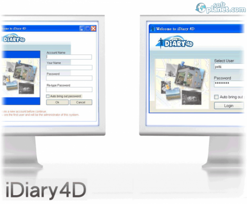 iDiary4D Essential 1.5.0