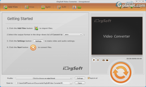 iOrgSoft Video Converter 5.2.12