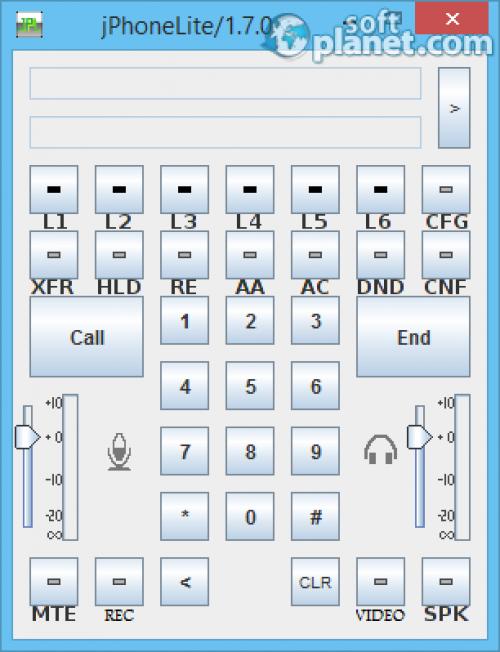 jPhoneLite 1.7.0