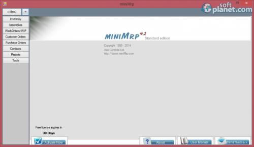 miniMRP 4.2.18