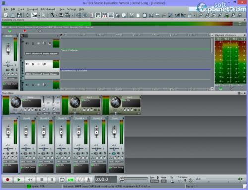 n-Track Studio 7.0.3 Build 3105