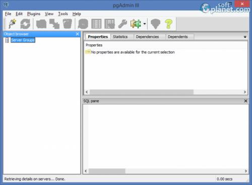 pgAdmin 1.18.1