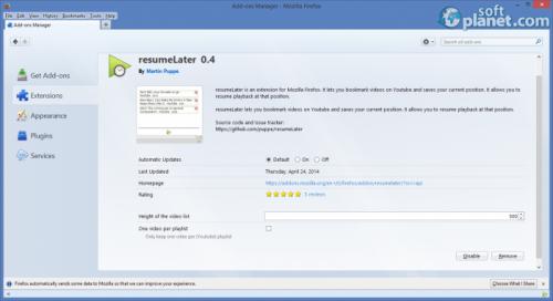 resumeLater 0.4
