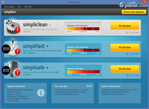 simpliclean 1.4.7.5