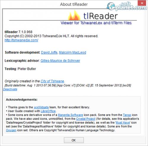 tlReader 7.1.0.968