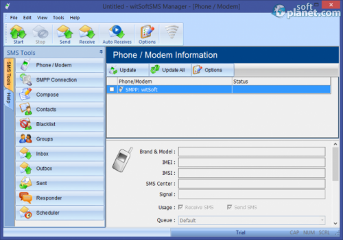 witSoft SMS Manager 1.4.53